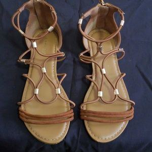 Used: Gladiator Sandals